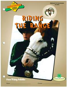 4-H Riding The Range - Horse 4 BU8056