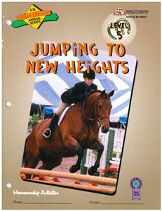 4-H Jumping to New Heights - Horse 5 BU8057