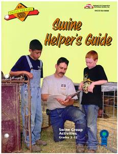 4-H Swine Helper's Guide BU8068