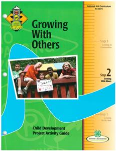 4-H Growing with Others - Step 2 BU8076