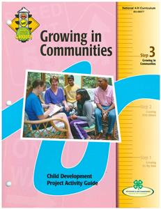 4-H Growing in Communities - Step 3 BU8077