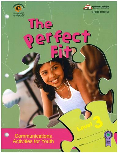 4-H The Perfect Fit - Level 3 BU8158