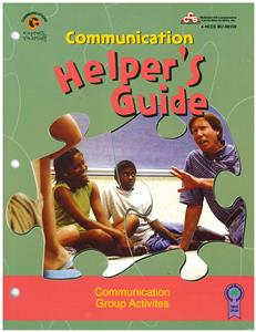 4-H Communication Helper's Guide BU8159