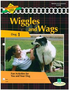 4-H Wiggles and Wags - Dog 1 BU8166