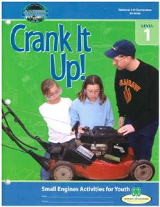 4-H Crank It Up! - Small Engines 1 BU8186