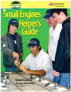 4-H Small Engines Helper's Guide BU8189