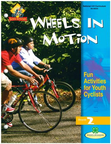 4-H Wheels in Motion - Bicycle 2 BU8335