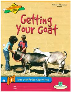 4-H Getting Your Goat - Goat 1 BU8352