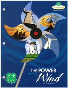 4-H The Power of the Wind Youth Guide BU8383