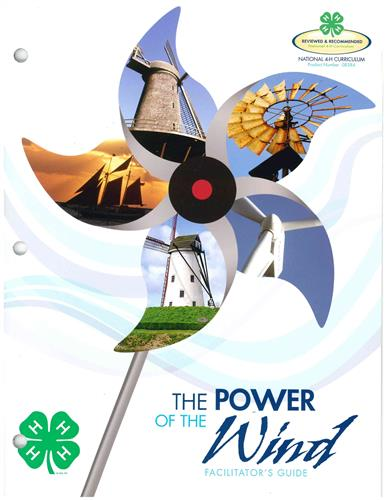 4-H The Power of the Wind Facilitator's Guide BU8384