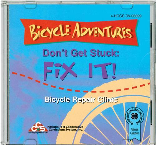 4-H Don't Get Stuck: Fix It! BU8399