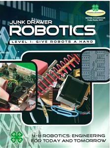 4-H Junk Drawer Robotics Level 1: Give Robots a Hand BU8431