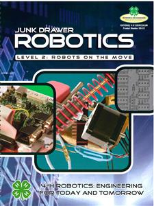 4-H Junk Drawer Robotics Level 2: Robots on the Move BU8432