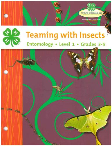 Teaming With Insects - Entomology Level 1 BU8440