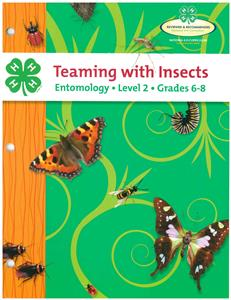 4-H Teaming With Insects - Entomology Level 2 BU8441