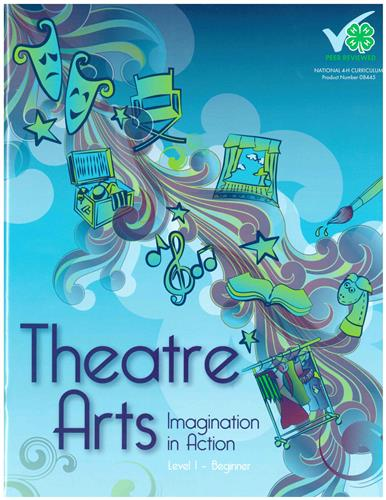 Theater Arts Imagination In Action Level1- Beginner BU8445