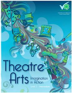 Theatre Arts Imagination in Action Level 2 BU8446