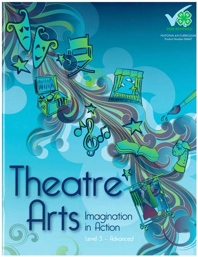 Theatre Arts Imagination in Action Level 3-Advanced BU8447