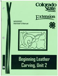 Beginning Leather Craving, Unit 2 CO002C