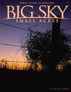 Big Sky Small Acres - Fall 2008 BSSAV2I1
