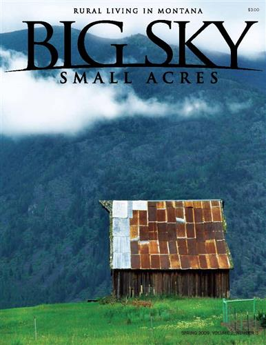 Big Sky Small Acres - Spring 2009 BSSAV2I3