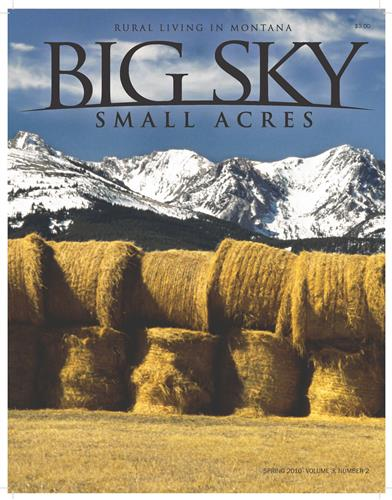 Big Sky Small Acres - Spring 2010 BSSAV3I2