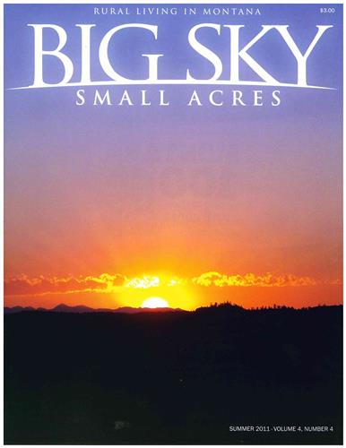Big Sky Small Acres - Summer 2011 BSSAV4I4