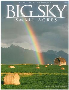 Big Sky Small Acres - Spring 2013 BSSAV6I3
