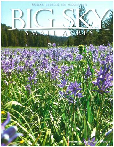 Big Sky Small Acres - Spring/Summer 2014 BSSAV7I3