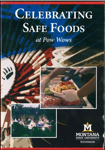Celebrating Safe Foods at Pow Wow DVD004