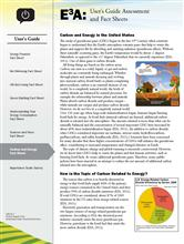 User's Guide: Carbon and Energy Fact Sheet E3A-UG.7