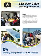 E3A User Guide teaching curriculum Folder E3A-UG