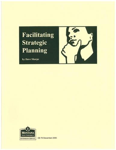 Facilitating Strategic Planning EB0076