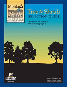 Tree and Shrub Selection Guide EB0123