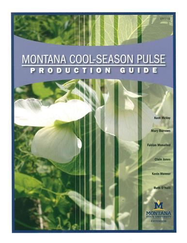 Montana Cool-Season Pulse Production Guide EB0210