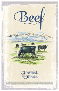 Harvest of the Month: Beef Poster Copy 4613