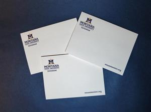 "MSU Extension 4""x3"" Post-It Notes (10 pads of 25 sheets) AD0052"