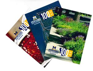 Extension Centennial Notecards AD0131