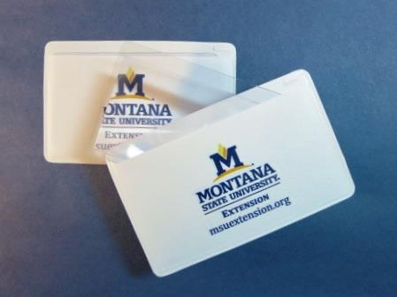 Extension Magnifying Card AD0158