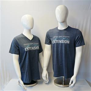 Heather Navy Extension T-shirt AD0172