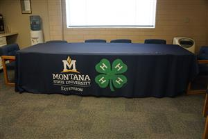 Extension/4-H Co-branded Tablecloth  AD0222