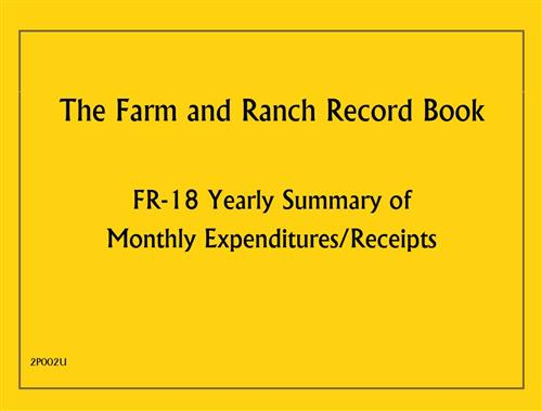 (F/R RB) Yearly Summary of Expenditures Sheet 4 2P002U