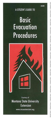 A Citizen's Guide to Basic Evacuation Procedures 4448