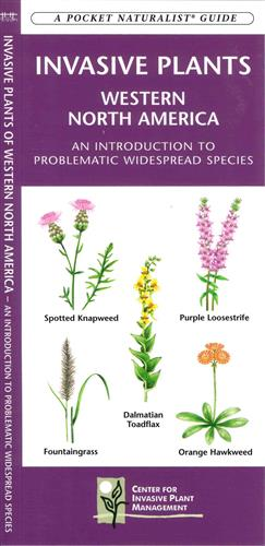 Invasive Plants:  Western North America; An introduction to Problematic Widespread Species 4456