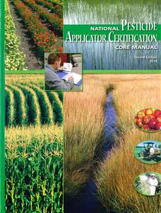 National Pesticide Applicator Certification Core Manual 4509