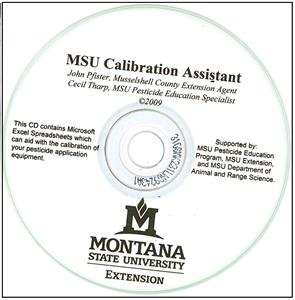MSU Calibration Assistant CD 4510