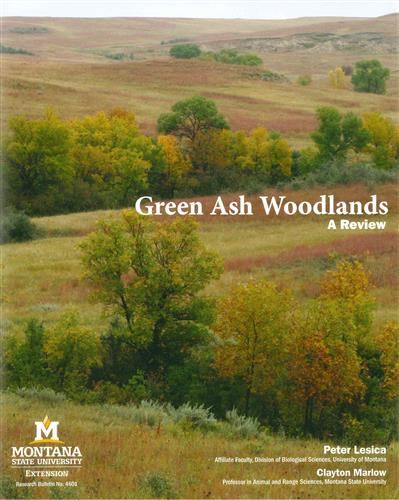 Green Ash Woodlands: A Review 4601