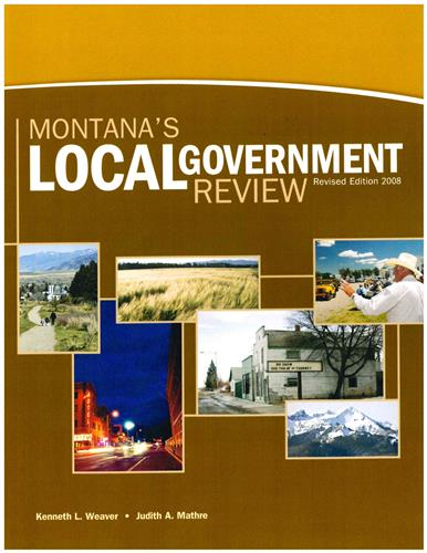 Montana's Local Government Review 3rd Edition 4606-COPY