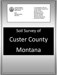 Custer County Soil Survey SOILS36